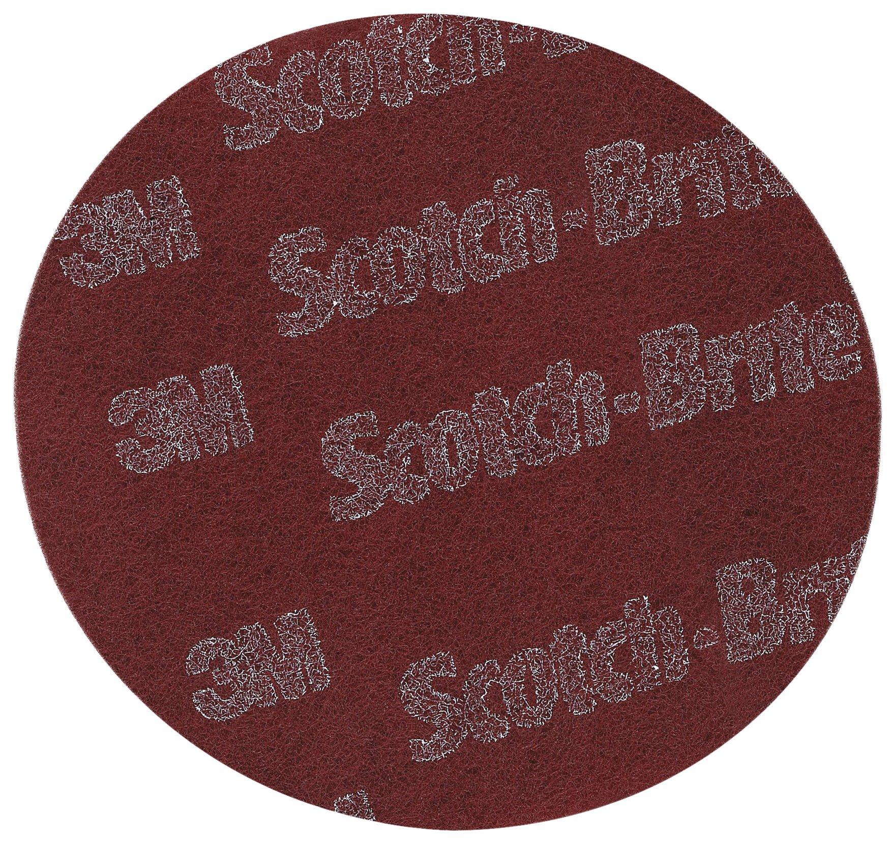 Scotch-Brite 7447 PRO Disc, 5 in x NH A VFN, 100 per case (Pack of 100)