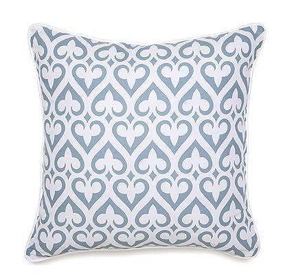 Jill Rosenwald Copley Collection Newport Gate Decorative Pillow 40 Custom Newport Decorative Two Pack Pillows