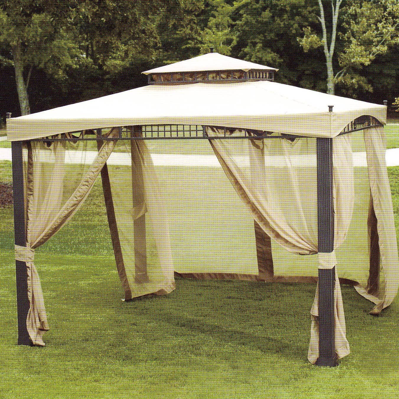 Amazon Com Replacement Canopy Top Cover For Home Depot Sydney Gazebo Garden Outdoor
