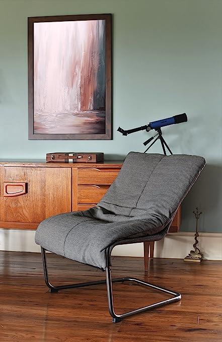 Pleasant Serta Style Alex Lounge Chair Medium Gray Mastery Theyellowbook Wood Chair Design Ideas Theyellowbookinfo