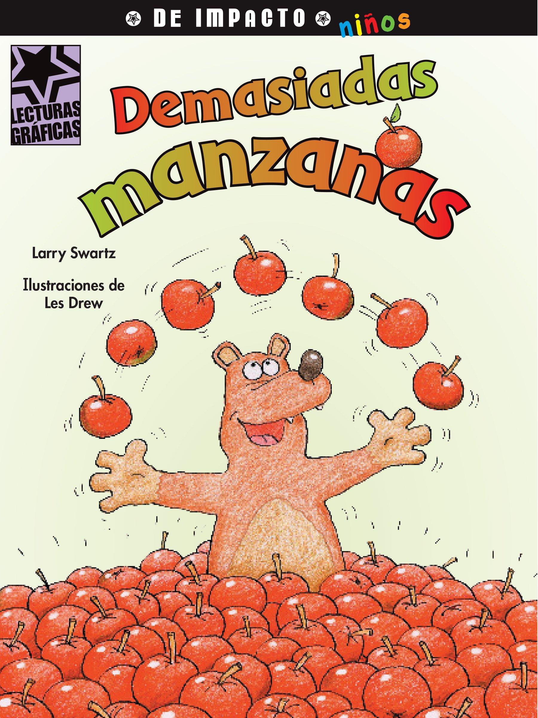 Download Demasiadas manzanas (Lecturas Gráficas/ Graphic Readers) (Spanish Edition) pdf