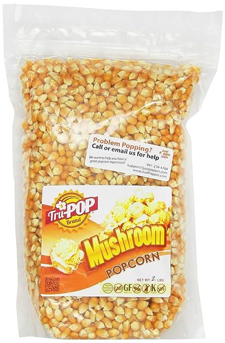 Mushroom Popcorn Kernels