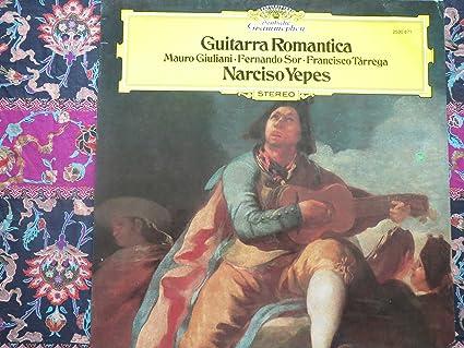 Guitarra Romantica. Mauro Giuliani. Fernando Sor. Tarrega. Narciso ...