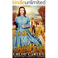 When God's Light Inspires the Lost Bride: A Christian Historical Romance Book