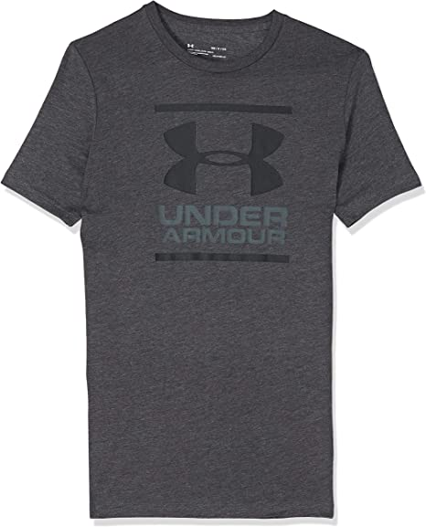 Under Armour Mens Gl Foundation Ss T Short Sleeves Short-Sleeve Shirt