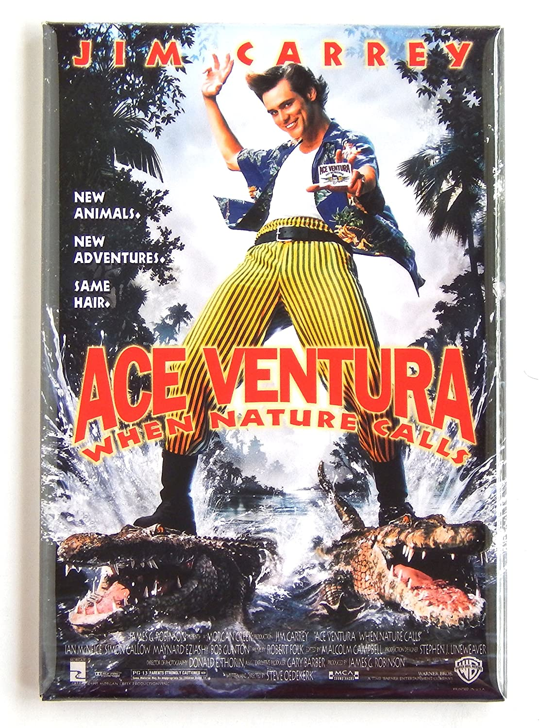 Ace Ventura When Nature Calls 1995 Movie BluRay 480p With Subtitles