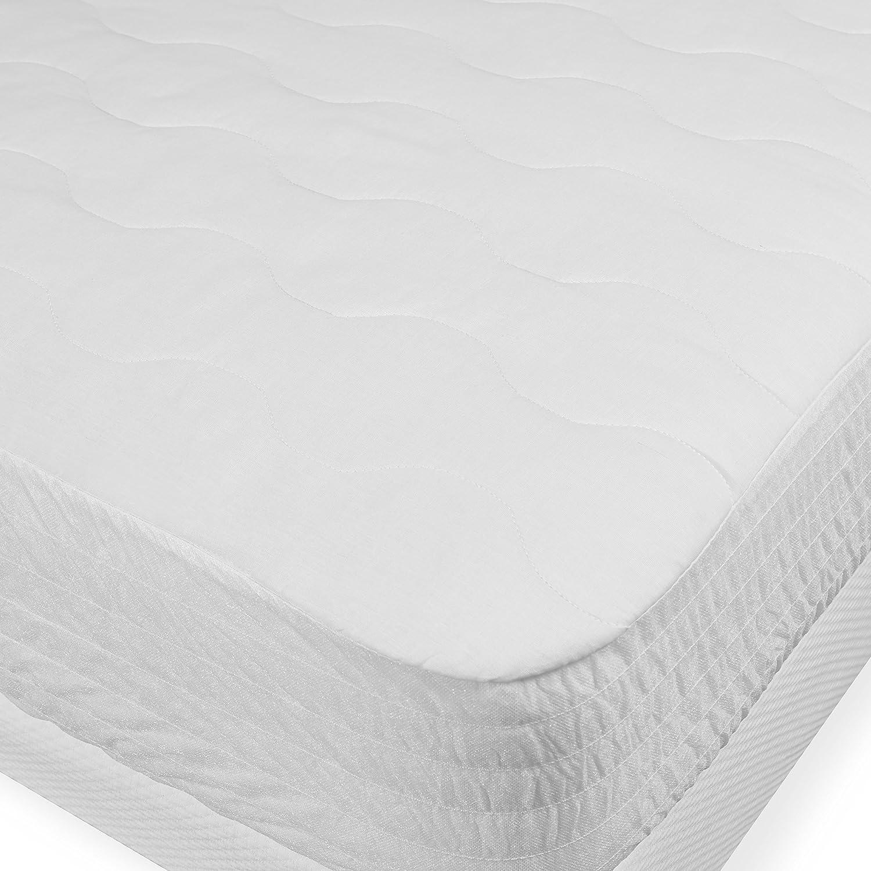 amazon com beautyrest mattress pad cotton top twin xl home