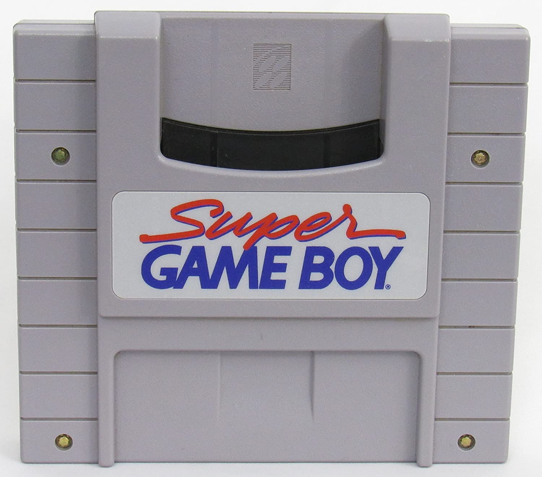 Super Game Boy: Video Games