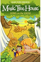 Magic Tree House 11: Lions on the Loose Kindle Edition
