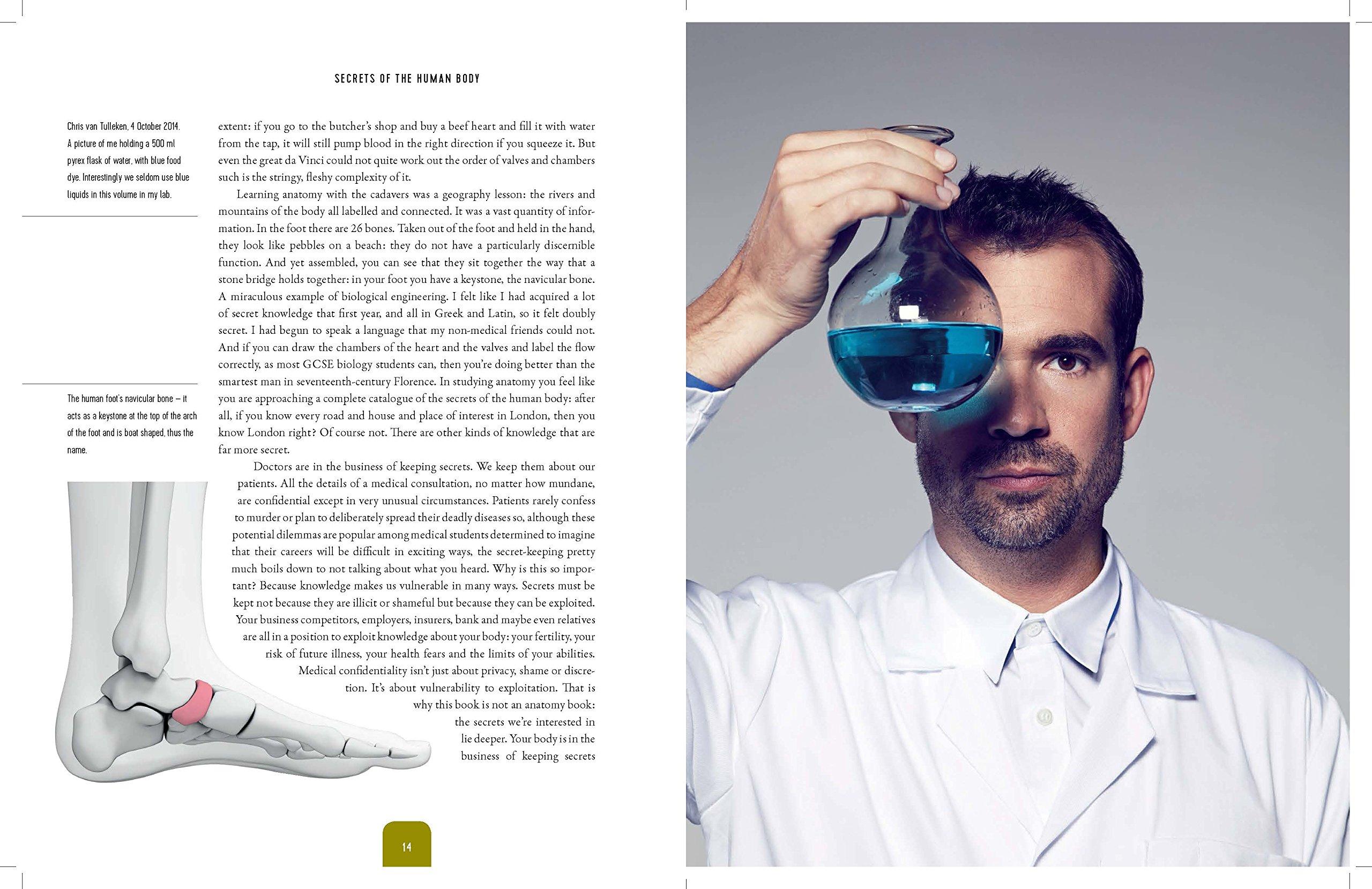 Secrets Of The Human Body Amazon Dr Chris Van Tulleken