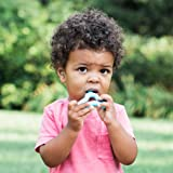 green sprouts Molar Teether made from Silicone