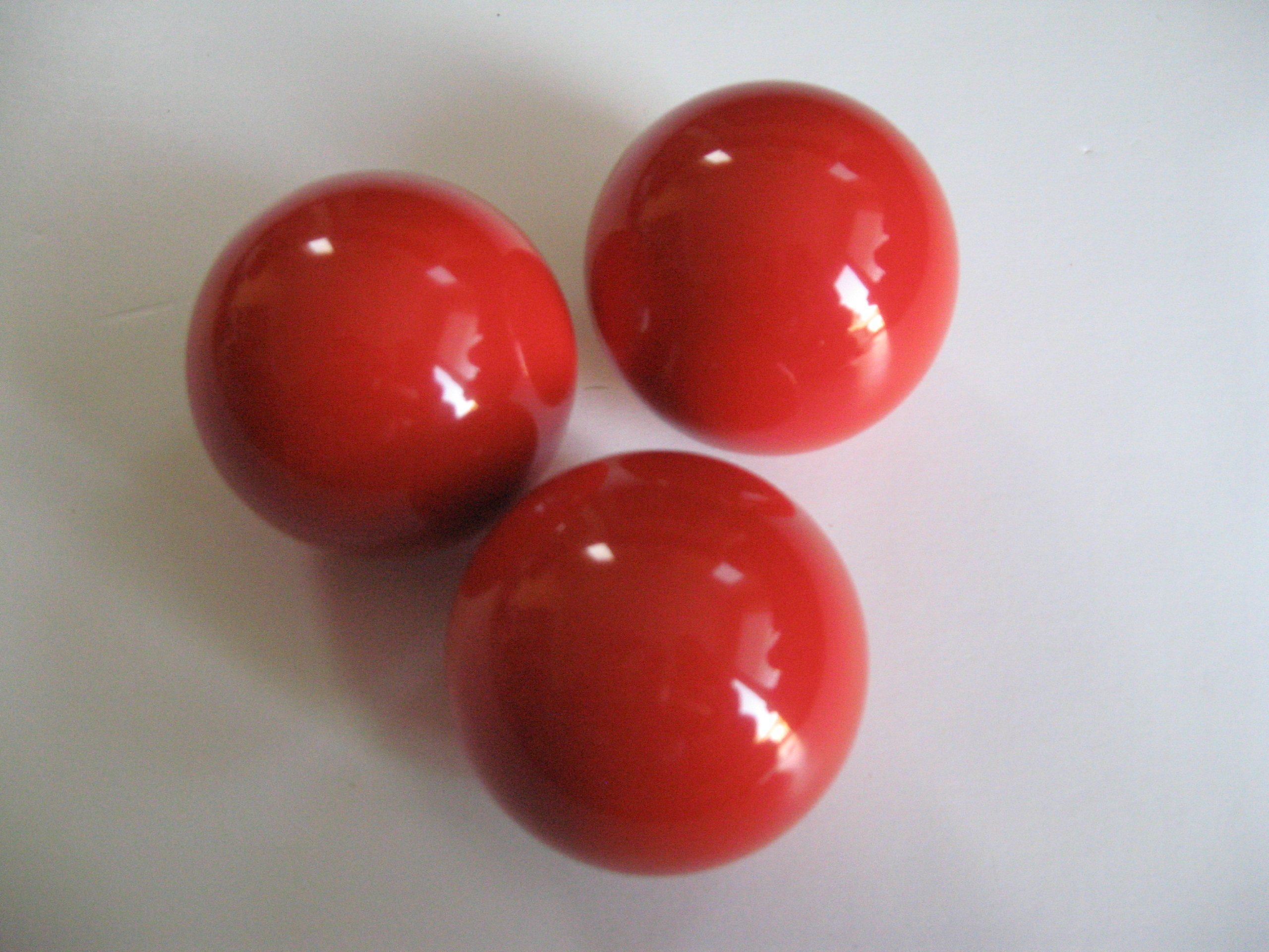 EPCO Bocce Red Pallinos - 3 Pack by Epco