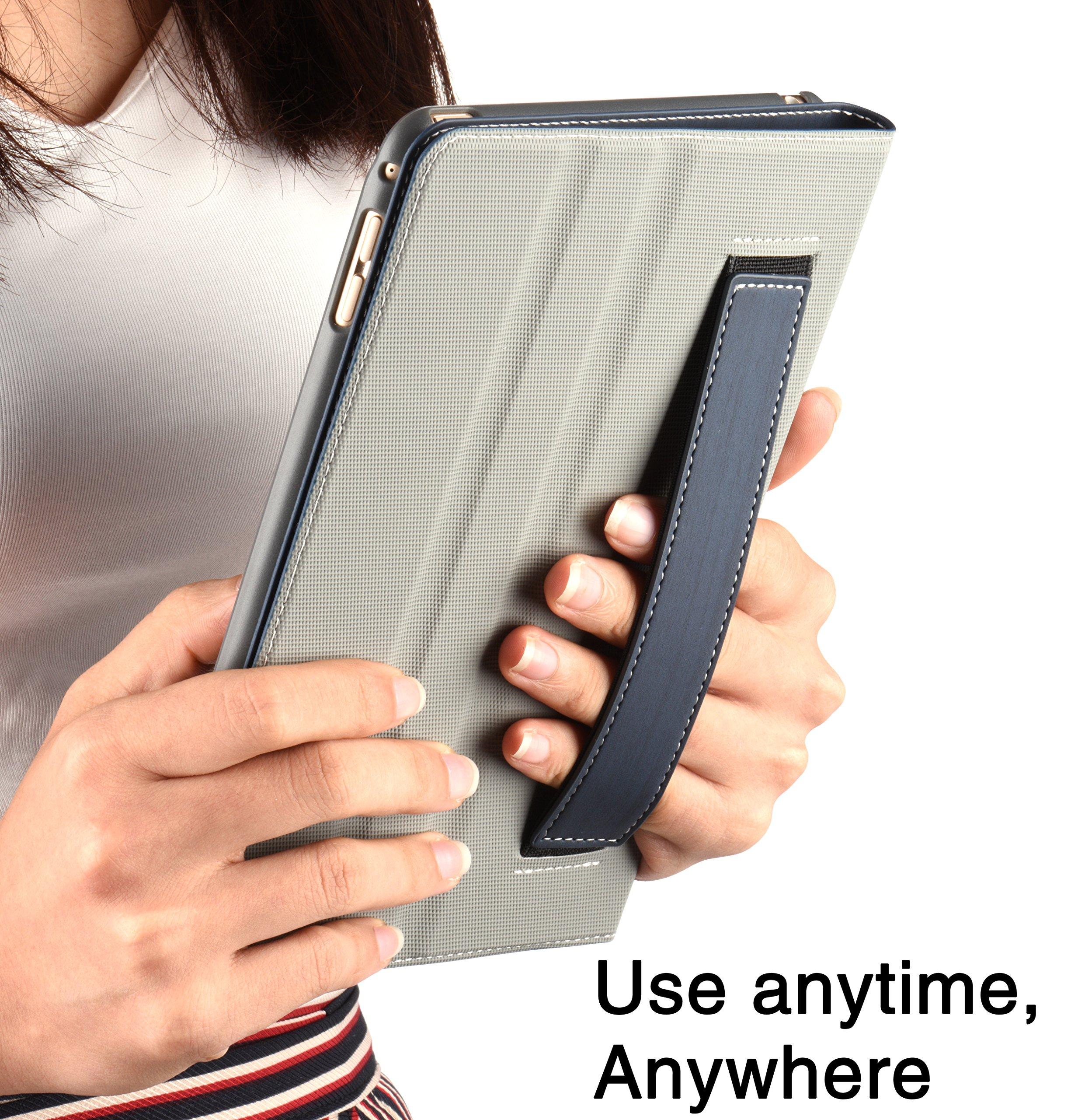 ipad Pro 10,5 Hülle Dimi Apple ipad Pro 10,5 case,Hülle für iPad Pro 10,5 Ultra Shell Cover PU Leder Leder Tasche Schutzhülle für Apple iPad Pro 10,5\