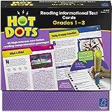 Educational Insights Hot Dots Reading Informational Text—Grades 1-3