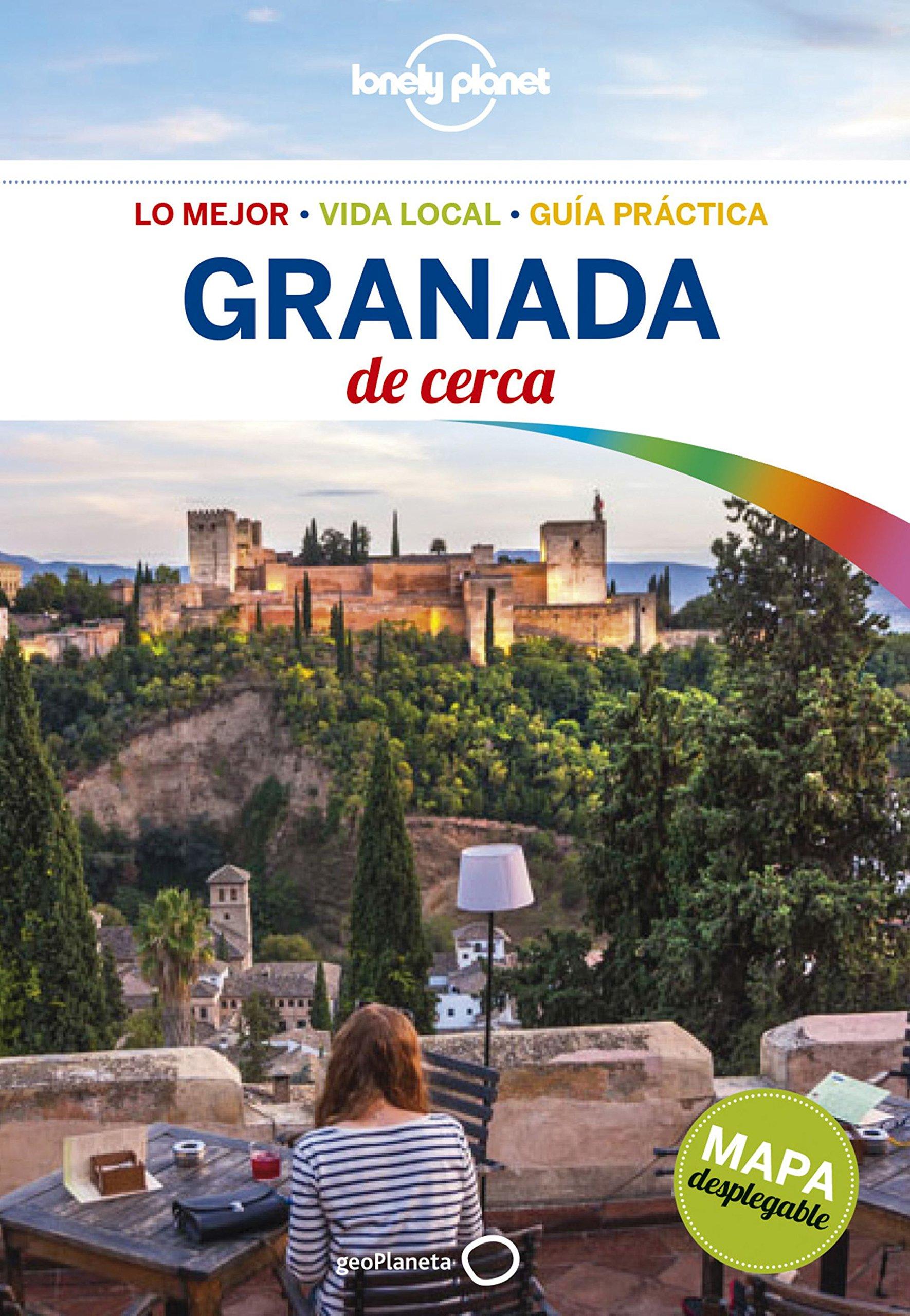 Granada de cerca 2 (Guías De cerca Lonely Planet): Amazon.es: Lira, Emma: Libros