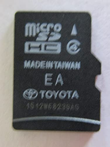 35013 2014 2015 2016 Toyota Camry Highlander Tundra Tacoma Corolla Avalon Sequoia Rav4 4-runner Navigation Micro SD Card ,OEM 2016 Map Update chip , GPS , 86271-35013