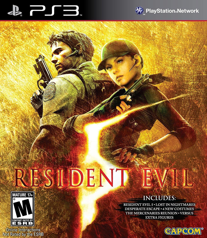 jill resident evil 5 movie