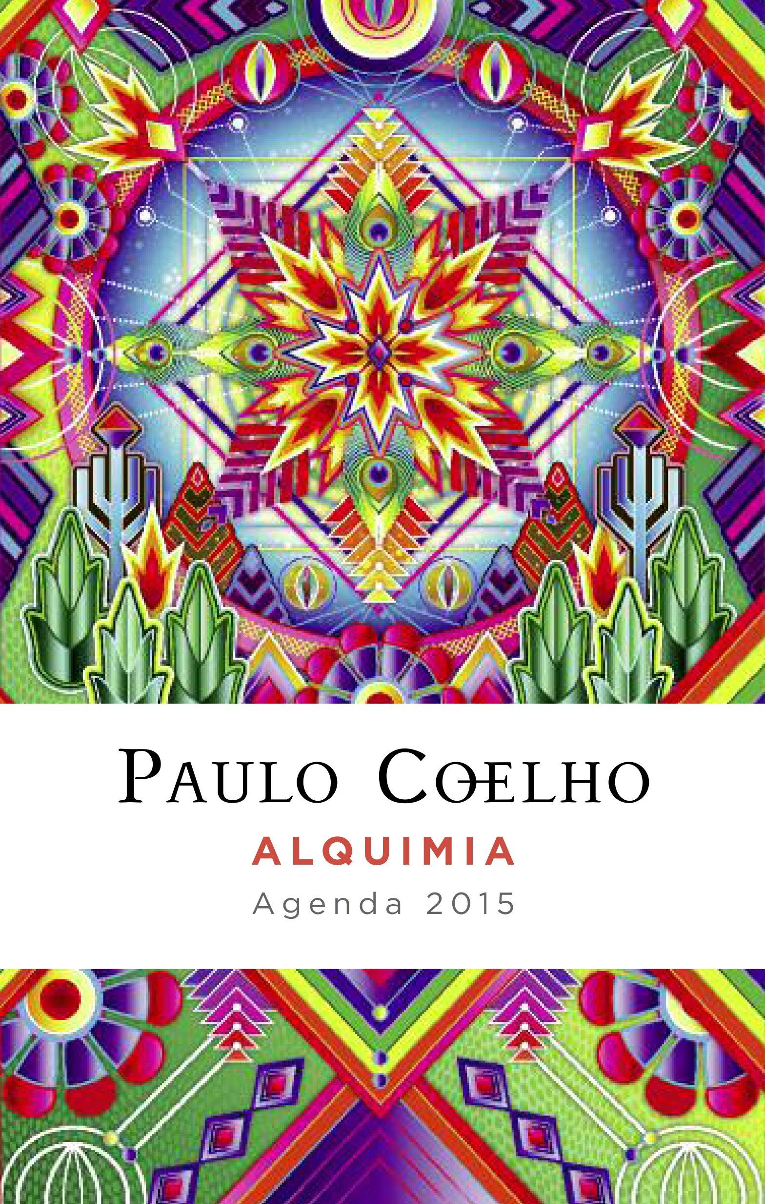 Alquimia Agenda 2015 Productos Papelería Paulo Coelho ...