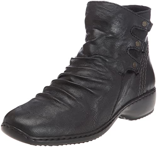 Rieker Doro Z3883 Z3883-35, Damen Halbstiefel  Amazon.de  Schuhe ... 3e73e3b63c