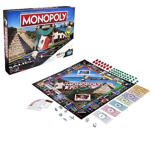 Amazon.com: Monopoly México Edición Especial (Spanish ...