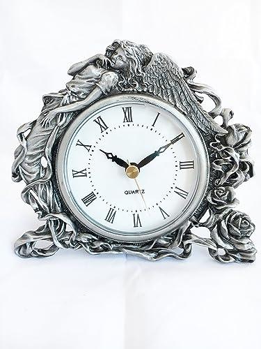 Glory Land Quartz Clock – Angels Item 1046