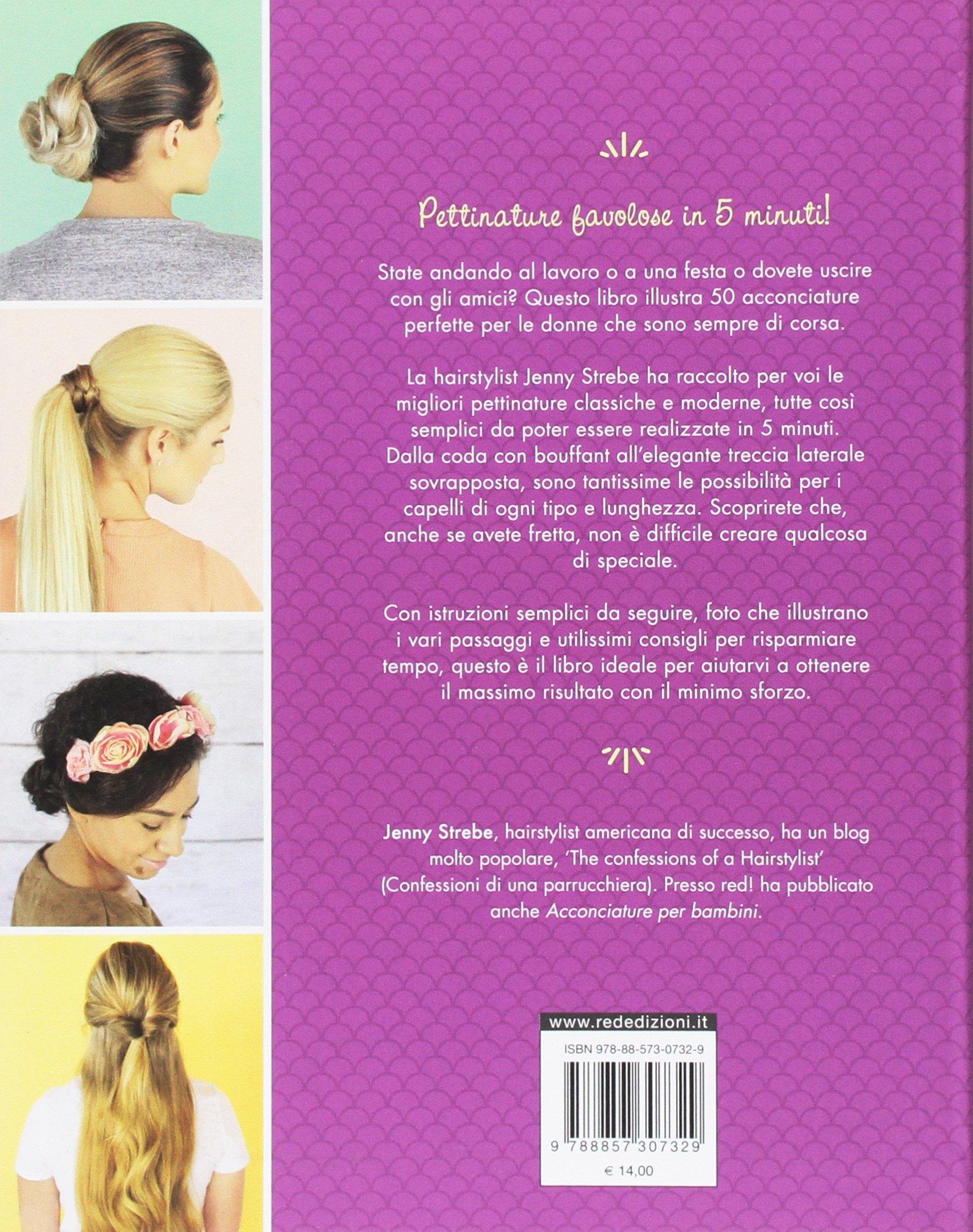 libro acconciature capelli