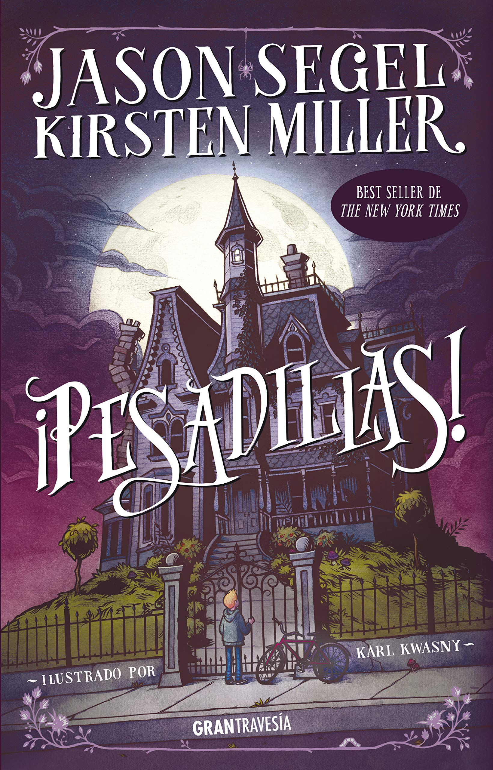 pesadillas! (¡pesadillas! / Nightmares!): Amazon.es: Segel, Jason, Miller, Kirsten: Libros