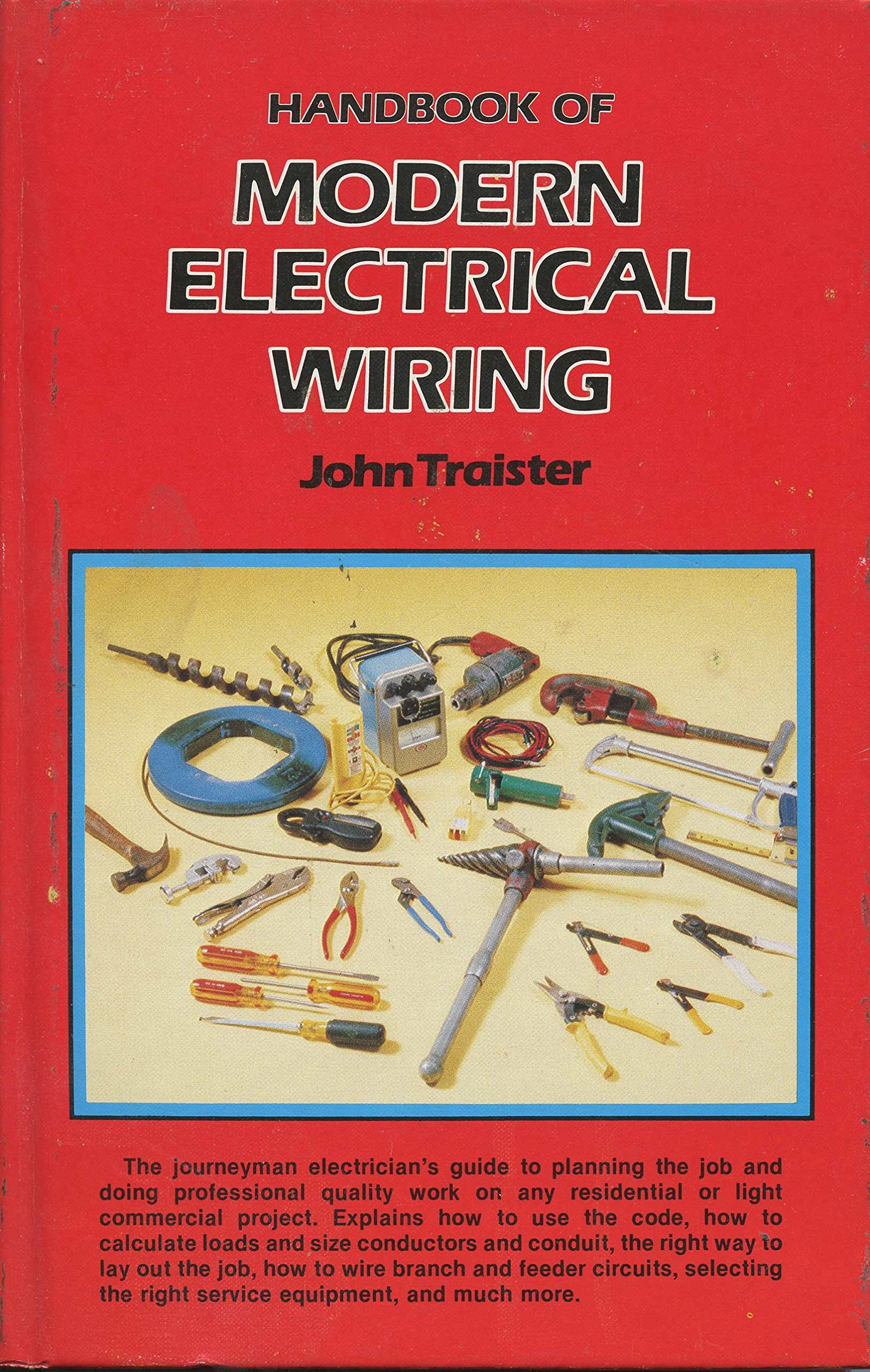 Tremendous Electrical Wiring Handbook Basic Electronics Wiring Diagram Wiring Digital Resources Counpmognl