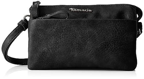 Tamaris Damen Franca Crossbody Bag S Umhängetasche, 12x6x20 cm