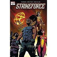 Strikeforce (2019-) #1: Director's Cut