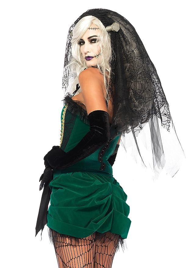 Leg Avenue 85446 - Deluxe novia de Frankenstein traje, de gran tamaño (40 euros): Amazon.es: Juguetes y juegos
