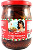 Cecilia Sundried Tomatoes with Oil, 530 g