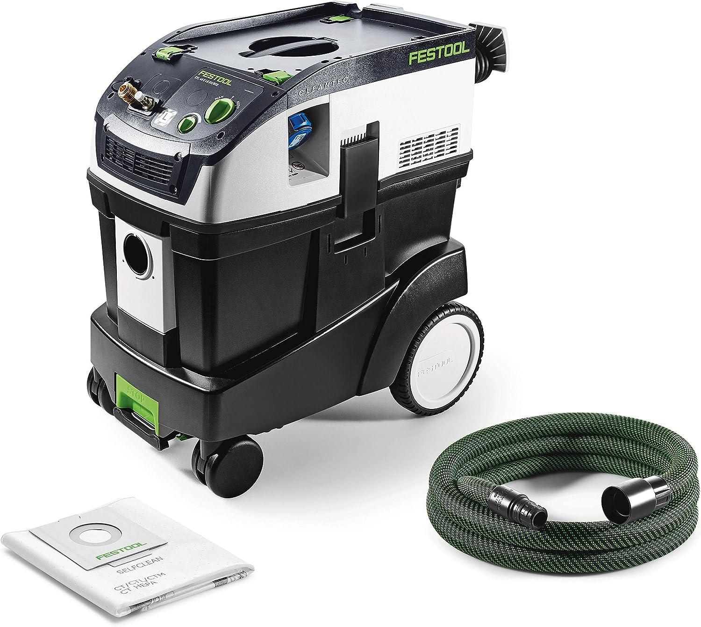 Festool Extracción móvil CTL 48 E Le EC/B22 R1 CleanTec: Amazon.es: Bricolaje y herramientas