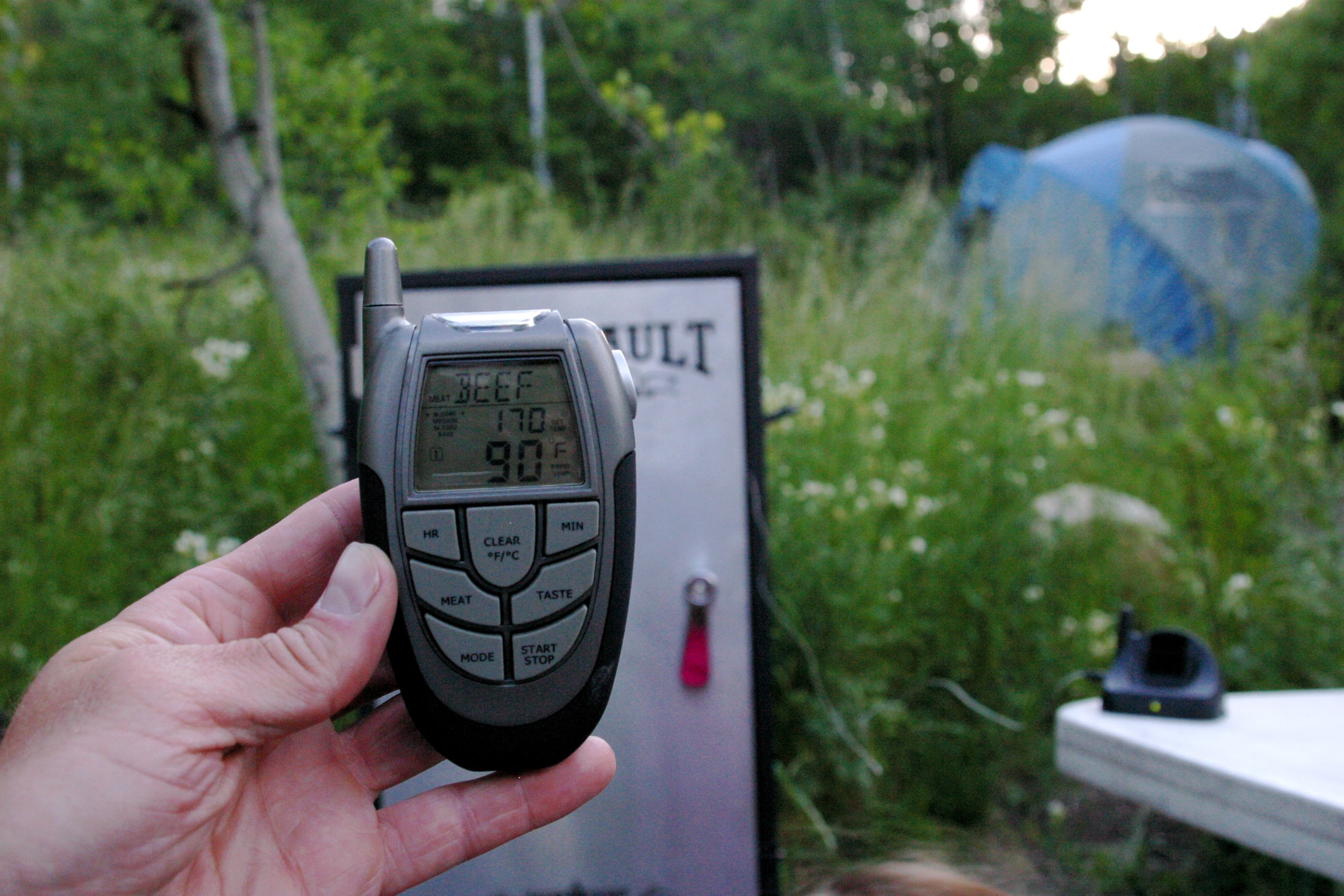 Camp Chef LTRM Wireless Thermometer with Probe