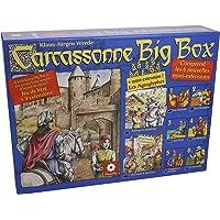 Asmodee CARC11-2012 - Jeu de Plateau - Carcassonne Big Box II