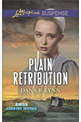 Plain Retribution (Amish Country Justice) Kindle Edition