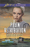 Plain Retribution (Amish Country Justice)