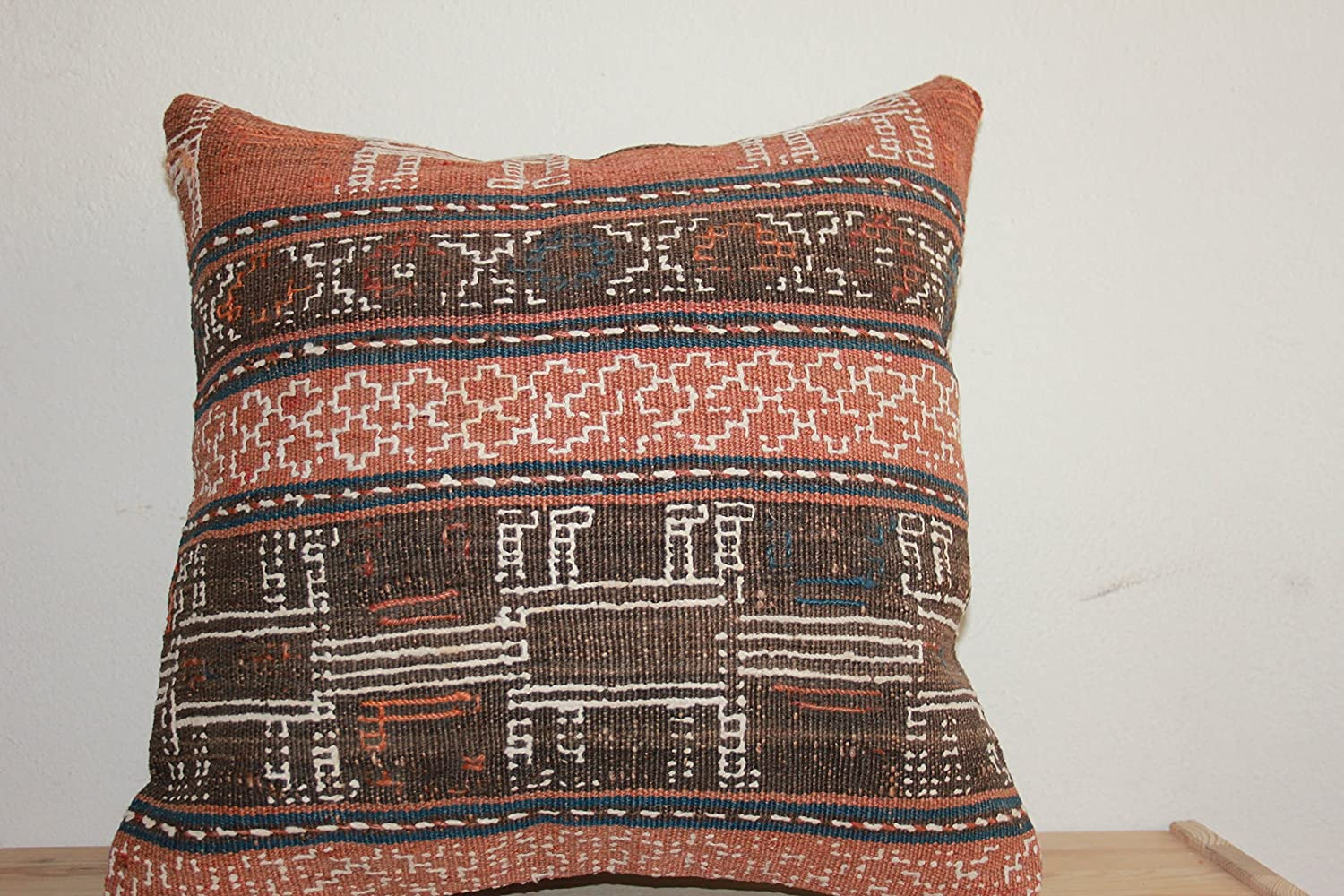 cover detail kilim vintage pillow