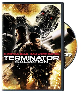 Amazon terminator salvation single disc widescreen edition terminator salvation single disc widescreen edition thecheapjerseys Image collections