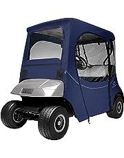 Classic Accessories Fairway - Caja de Seguridad para Carrito de Golf E-Z-Go
