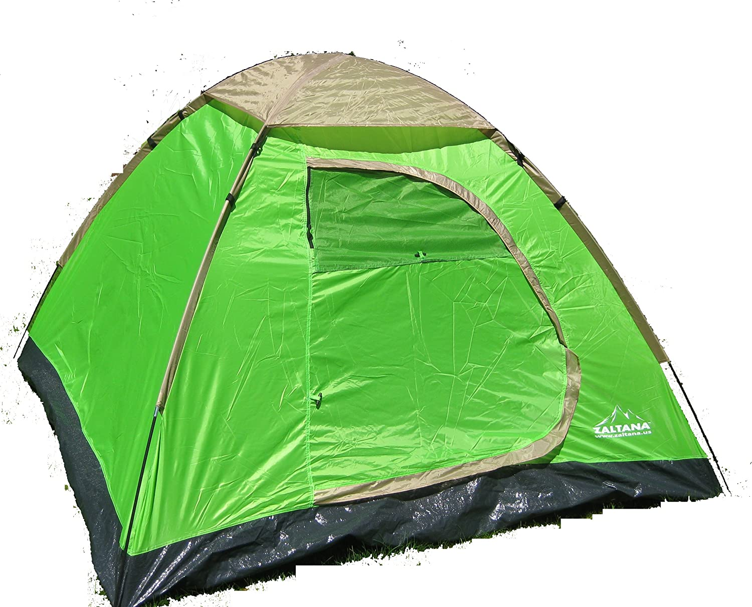 Outbound Tent Instant Pop up Tent for Camping with Carry Bag and Rainfly Perfect for Backpacking or The Beach Dome Cabin Tents, 5, 6, 8, and 10-Person