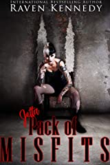 Jetta (Pack of Misfits Book 3) Kindle Edition