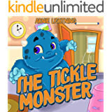 THE TICKLE MONSTER (Bedtime Story Book for Kids): A Fun Rhyming Picture Book for Children (Bedtime Stories for Kids)