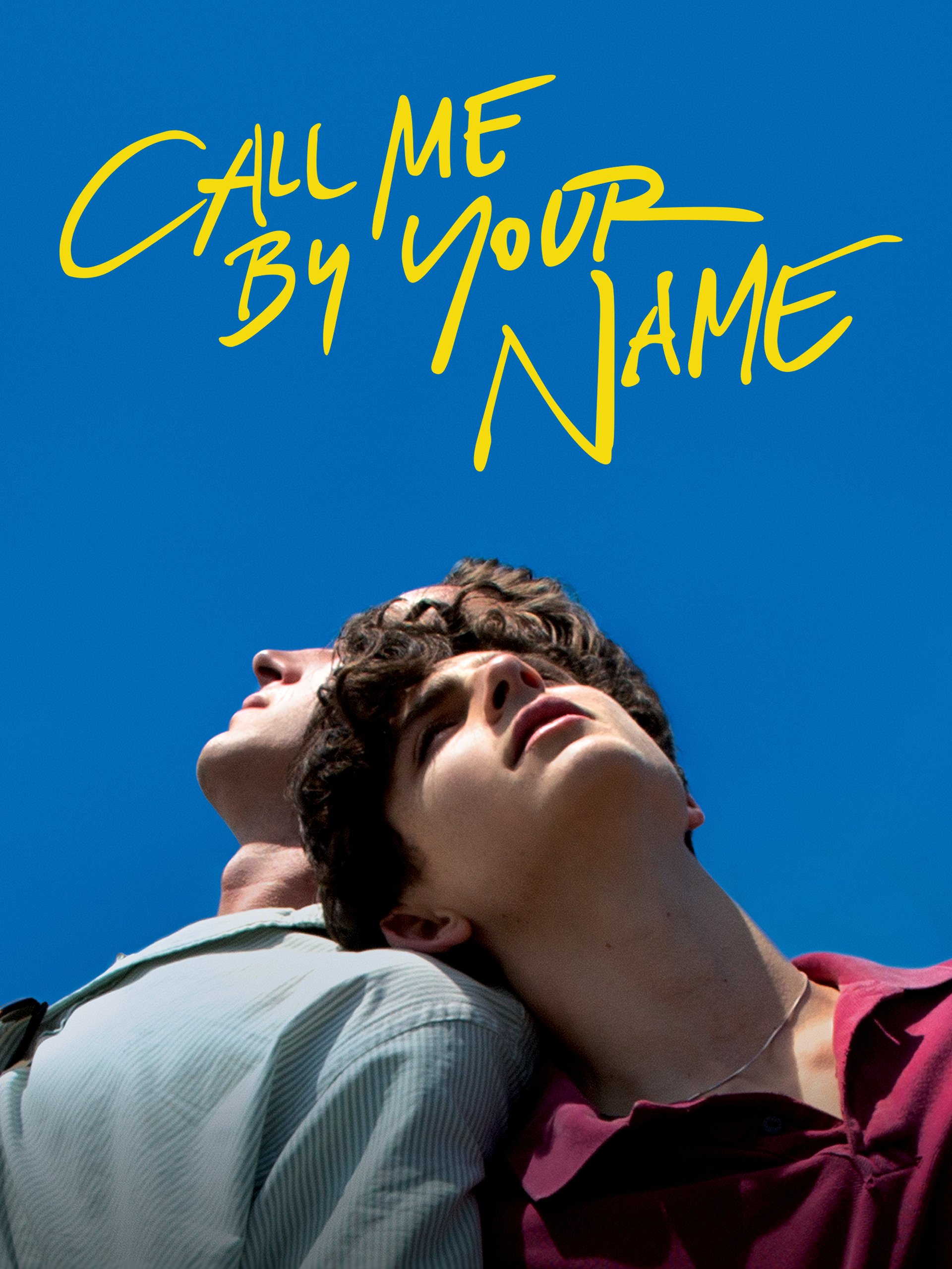 Amazon.com: Call Me By Your Name: Armie Hammer, Michael Stuhlbarg ...