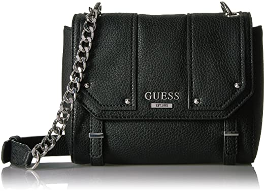Ref 17 23 Sac Black Guess Porté 9 Travers Rikki guess41484 29IHWED