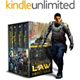 Galactic Law Box Set: The Complete Series