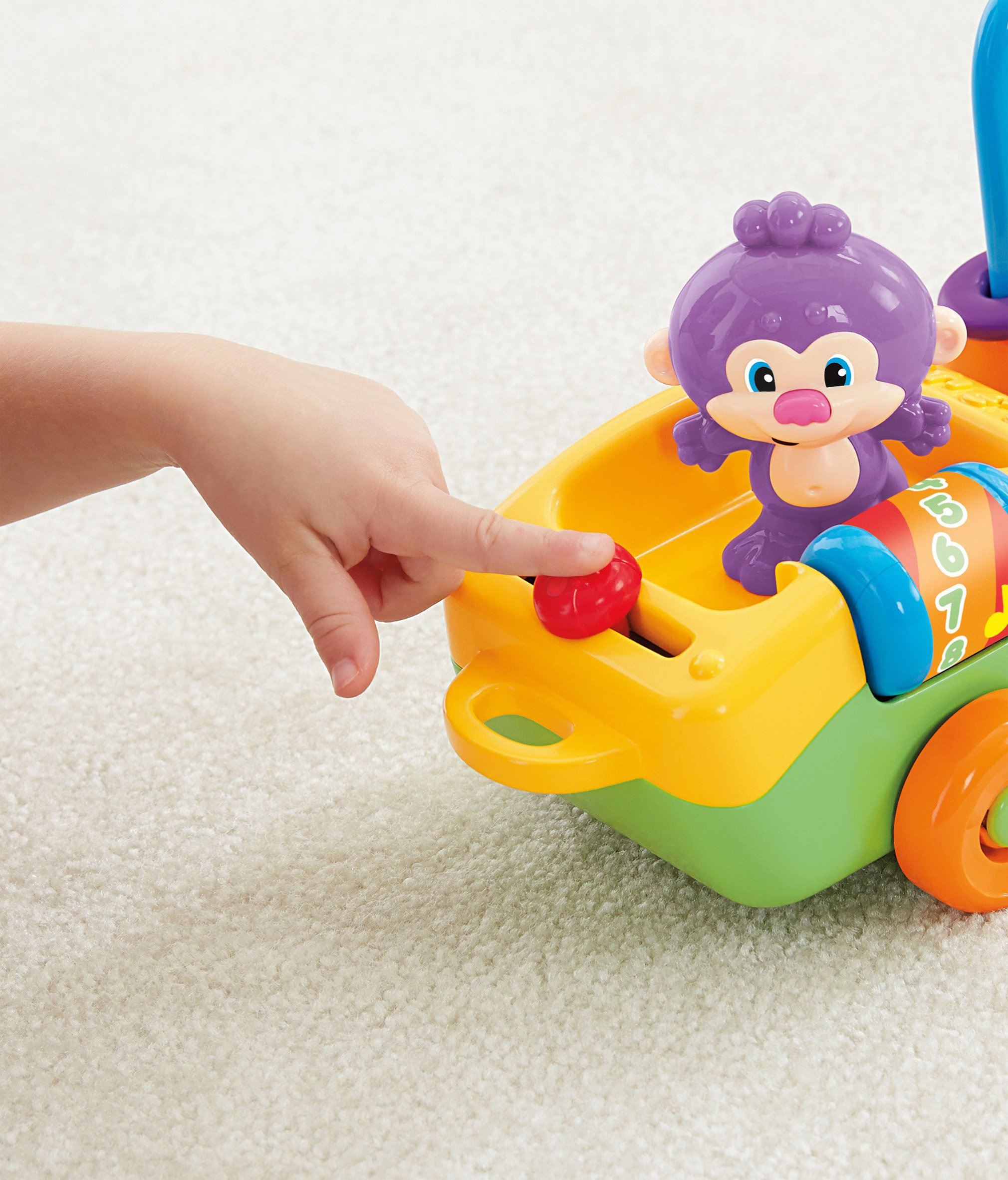 Fisher-Price Laugh & Learn Smart Stages Puppy's Smart Train by Fisher-Price (Image #16)