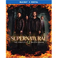 Supernatural: The Complete Twelfth Season on Blu-ray