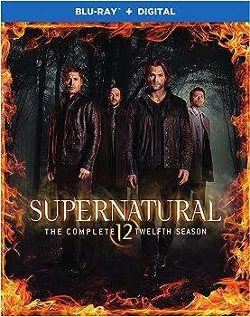 Supernatural: The Complete Twelfth Season on Blu-ray