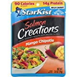 StarKist Salmon Creations Mango Chipotle - 2.6 oz Pouch (Packaging May Vary) (Pack of 12)